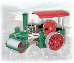 Wilesco Steam Roller